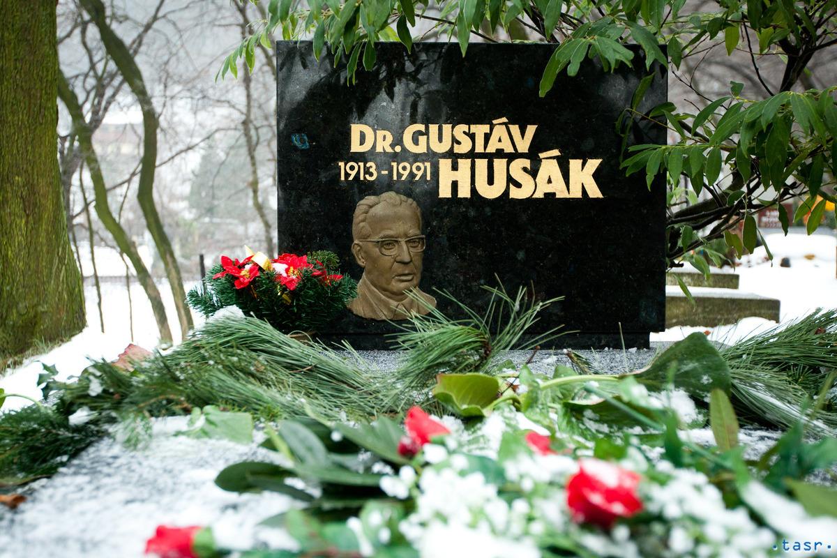 Gustav Husak Komunismus