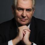 Miloš Zeman portrét